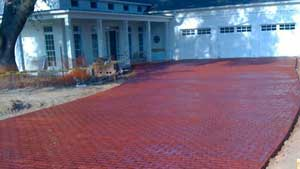 Durakrete Finished Products - Driveway